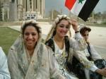 戦時下 イラク国営放送収録現場